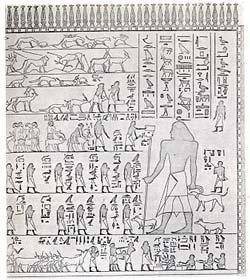 Historia del Perro Salchicha en egipto img